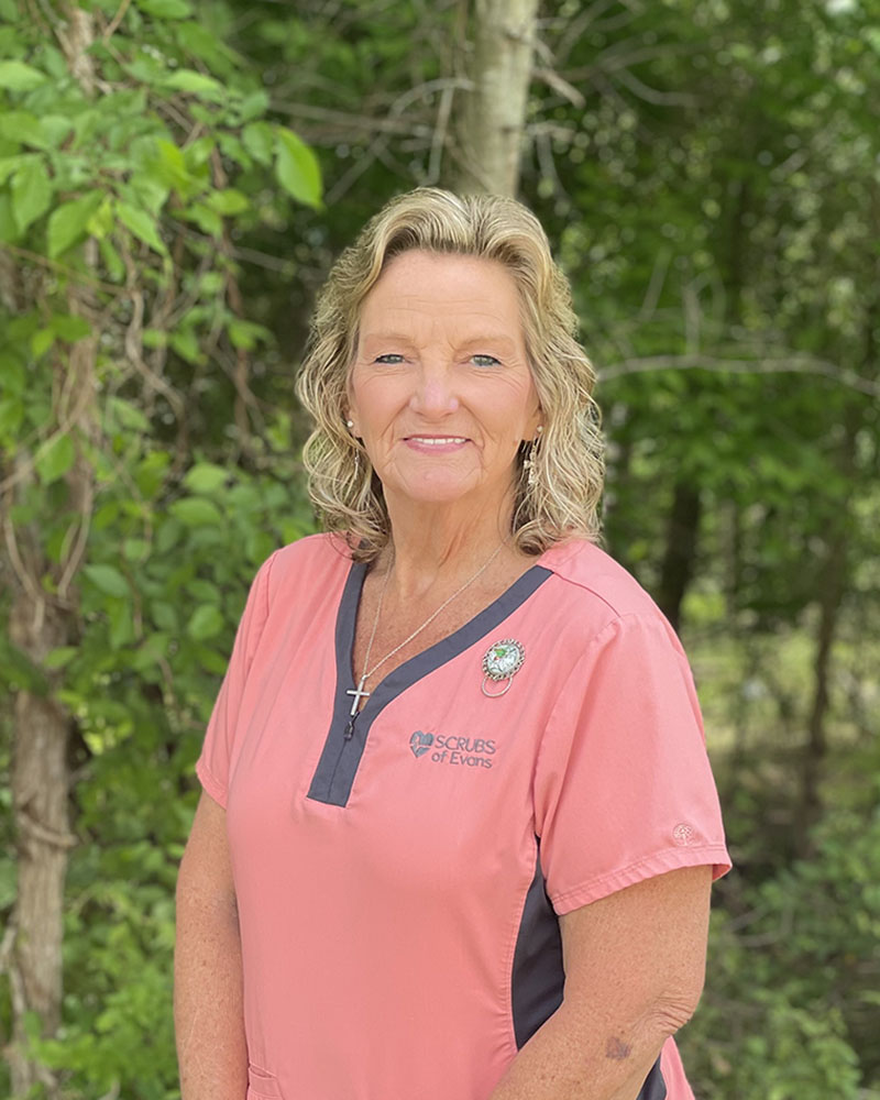 Julie – Store Manager
